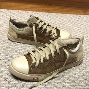 Ugg Chuck Taylor style sneakers
